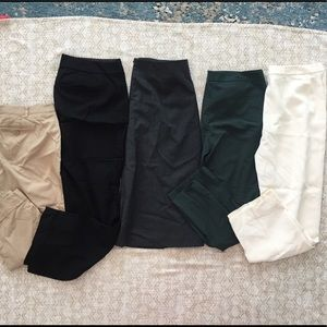 Lot Bundle 5 dress pants trousers Vince camuto 12
